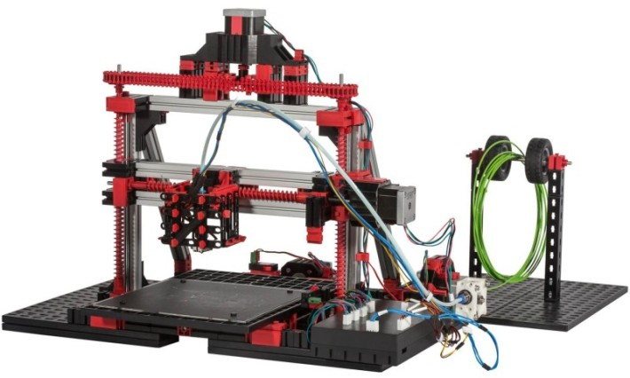 fischertechnik-3D-Drucker