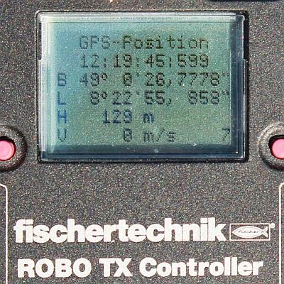 GPS-Empfänger