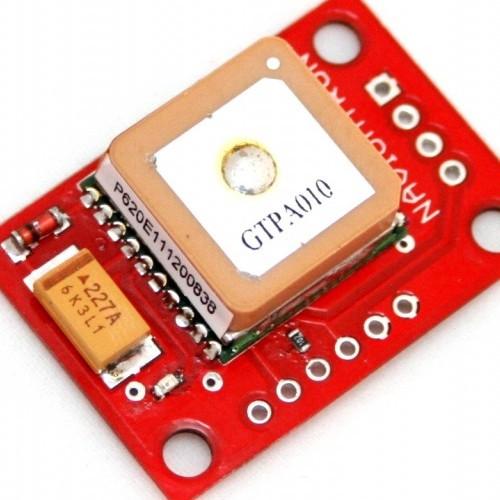 GPS-Sensor Navigatron v2