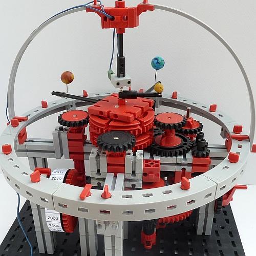 fischertechnik-Planetarium von Thomas Püttmann