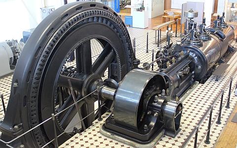 Dampfmaschine (Technoseum)