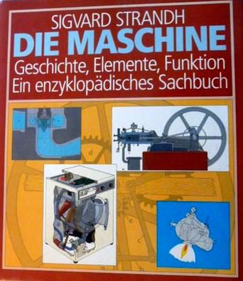 Sigvard Standt: Die Maschine (Weltbild Verlag, 1992)