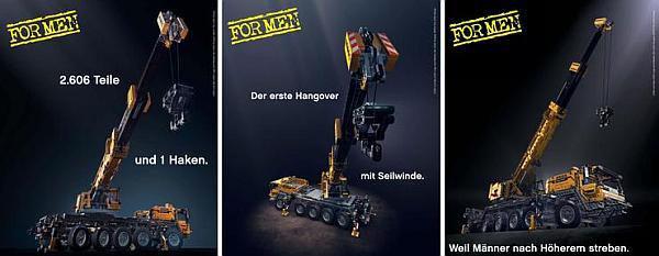 "Lego-Kampagne: ""For Men"" (2012)"
