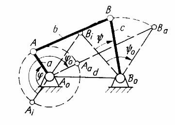 Wie eine viergelenkkette fischertechnik modelle laufen for Gelenk technische mechanik
