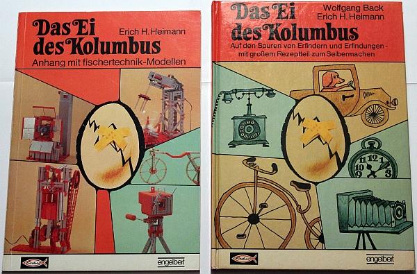 Das Ei des Kolumbus (Wolfgang Back, Erich H. Heimann)