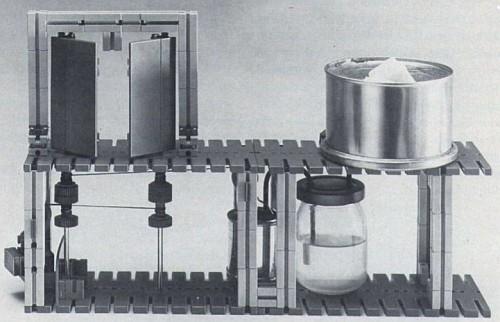Automatische Tempeltüren von Heron (2. Jh. v. Chr.)