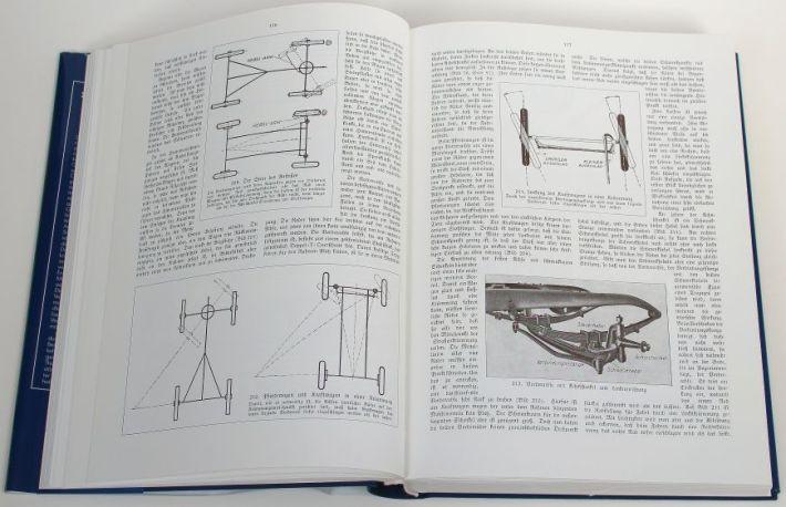 Artur Fürst - Weltreich der Technik (Band 2: Der Verkehr auf dem Land)