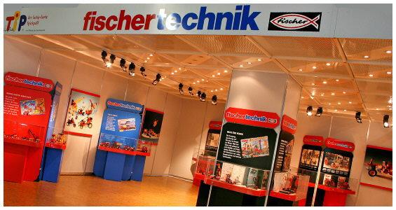 fischertechnik-Ausstellung im Technik-Museum Sinsheim