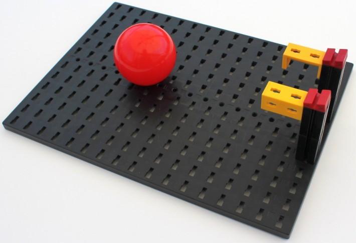 Grundaufbau Ball-Weitergabemaschine 2016