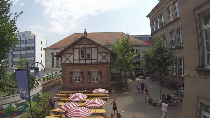 fischertechnik-Drohnenfoto