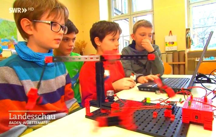 Programmieren in der Gartenschule