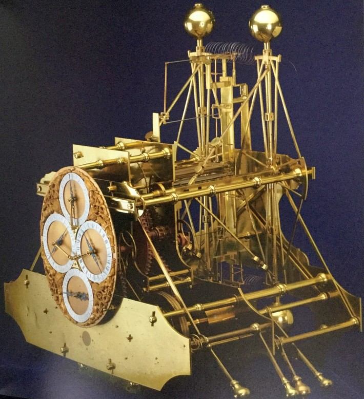 Schiffschronometer H1 (John Harrison)