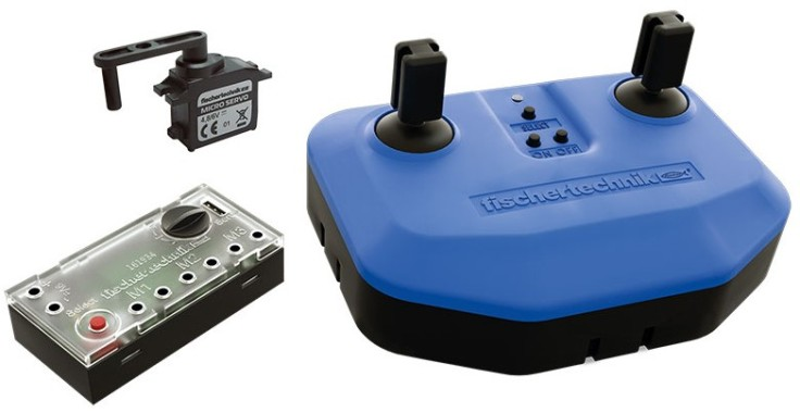 fischertechnik-Bluetooth-Fernsteuerung