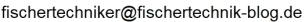 E-Mail-Adresse fischertechniker