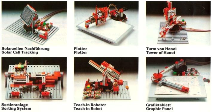 Computing Modelle 1985